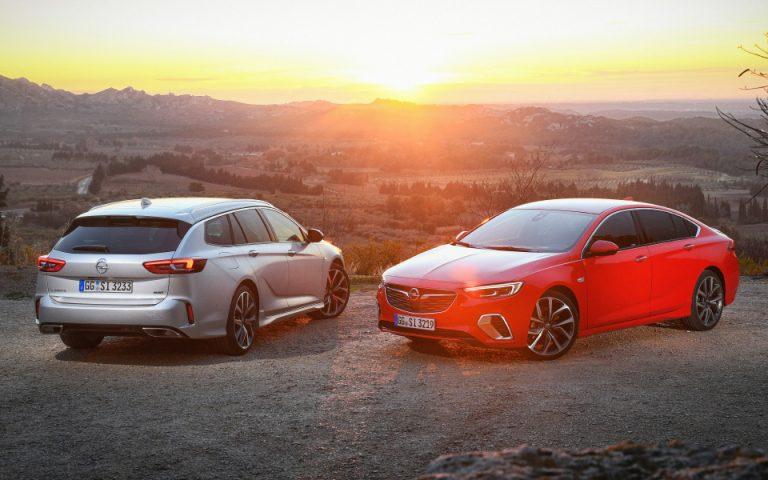 Opel Insignia GSi : Σπορ «όργανο ακριβείας»