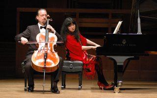 Η Wu Han και ο David Finkel, κορυφαίοι μουσικοί, θα ηγηθούν της ομάδας που θα έρθει τον Απρίλιο.