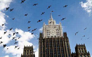 Δεκατέσσερις χώρες σε Ευρώπη, ΗΠΑ, Καναδά και Αυστραλία στήριξαν την απόφαση της Βρετανίας να προχωρήσει στην απέλαση Ρώσων διπλωματών.