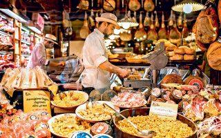 Η Μπολόνια είναι γνωστή για την πληθωρική της γαστρονομία. (Φωτογραφία: ©Getty Images/Ideal Image)