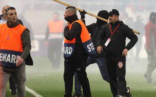 Οι «ερυθρόλευκοι» περιμένουν να μάθουν την τύχη της έφεσής τους για τα επεισόδια στον αγώνα με την ΑΕΚ.