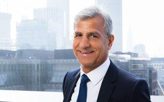 Θέμης Θεμιστοκλέους, επικεφαλής του ευρωπαϊκού γραφείου επενδύσεων της UBS Wealth Management.
