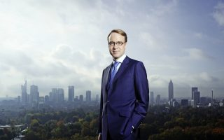 Jens Weidmann, Bundesbankpräsident ,Bundesbank Frankfurt a.M.