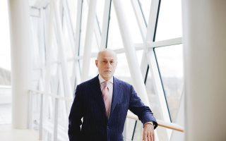 Ο Πιερ Λουίτζι Τζιλιμπέρτ, διευθύνων σύμβουλος του Ευρωπαϊκού Ταμείου Επενδύσεων (ΕΤαΕ), θα βρεθεί αύριο στη Στέγη του Ιδρύματος Ωνάση για την «τελετή έναρξης» του EquiFund.