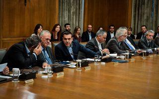 Η δημόσια δήλωση του Αλέξη Τσίπρα ότι δεν θα αποδεχθεί καθυστερήσεις αφορούσε ορισμένους υπουργούς οι οποίοι υποστηρίζουν ότι η κυβέρνηση πρέπει να καταβάλει προσπάθεια για να αποφύγει ό,τι είναι δυνατόν από εκείνα που έχει συνομολογήσει με τους δανειστές.