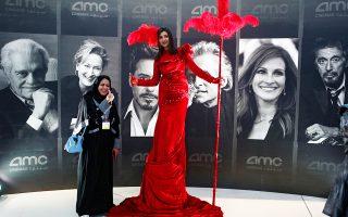 Η AMC Entertainment εξασφάλισε την πρώτη άδεια λειτουργίας κινηματογραφικών αιθουσών στη Σ. Αραβία. Η πρόσφατη χολιγουντιανή παραγωγή «Μαύρος Πάνθηρας» θα κάνει πρεμιέρα στην αίθουσα που άνοιξε στο Ριάντ.