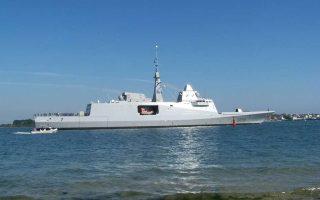 Η φρεγάτα Aquitaine ανήκει στον τύπο FREMM και έχει σημαντικές αντιαεροπορικές δυνατότητες. Θα ενταχθεί στο Πολεμικό Ναυτικό  εντός του καλοκαιριού.