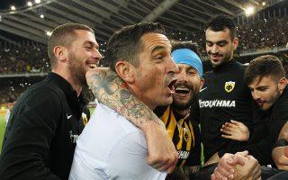 Από τον εφιάλτη της Γ΄ Εθνικής, η ΑΕΚ επέστρεψε στην κορυφή του ελληνικού ποδοσφαίρου και πλέον στοχεύει στην κατάκτηση του νταμπλ.