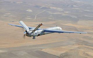 Για την παρακολούθηση ενός τουρκικού Μη Επανδρωμένου Ιπτάμενου Οχήματος (UAV) τύπου ΑΝΚΑ-Β (φωτ.) που εισήλθε στον ελληνικό εναέριο χώρο χρειάστηκε να απογειωθούν τέσσερα F-16. Το κόστος πτήσης ενός τέτοιου μαχητικού υπολογίζεται σε 10.000-10.500 ευρώ ανά ώρα.