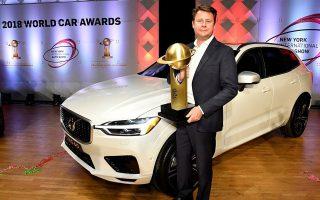 O Χόκαν Σάμιουελσον, πρόεδρος και CEO της Volvo Cars.