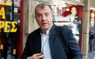 Ο Στ. Θεοδωράκης κατηγόρησε τόσο την κυβέρνηση όσο και τον υπουργό Προστασίας του Πολίτη Νίκο Τόσκα για την αύξηση της εγκληματικότητας.