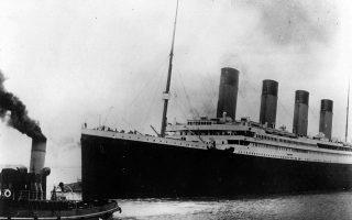 Το θρυλικό βρετανικό επιβατηγό υπερωκεάνιο «Τιτανικός» (RMS Titanic) ξεκινά το παρθενικό καταδικασμένο του ταξίδι από το Σαουθάμπτον της Αγγλίας με προορισμό την άλλη πλευρά του Ατλαντικού και συγκεκριμένα τη Νέα Υόρκη, το 1912. Πέντε ημέρες αργότερα, μετά από μία μοιραία σύγκρουση με παγόβουνο, θα βυθιστεί στον βόρειο Ατλαντικό Ωκεανό, παίρνοντας στον υγρό τάφο του και 1.500 ψυχές, σε μία από τις πιο πολύνεκρες ναυτικές τραγωδίες σε καιρό ειρήνης της ιστορίας. (AP Photo)