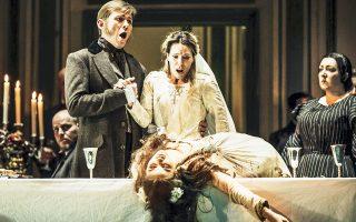 Την πολυσυζητημένη παράσταση της χρονιάς «Λουτσία ντι Λαμερμούρ» θα παρουσιάσει σε επανάληψη η ΕΛΣ.