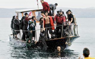 Από τις αρχές του έτους καταγράφηκαν περισσότερες από 7.000 είσοδοι προσφύγων από τα θαλάσσια σύνορα.
