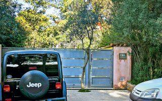 Η απόπειρα ληστείας στην οικία του επιχειρηματία Αλ. Σταματιάδη έγινε λίγο μετά τα ξημερώματα της 2ας Απριλίου.