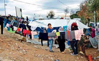 Στα νησιά του Αιγαίου παραμένουν εγκλωβισμένοι συνολικά 15.500 πρόσφυγες και μετανάστες.
