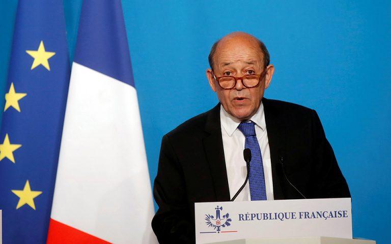 Γαλλία: Αν η Συρία ξεπεράσει και πάλι κόκκινες γραμμές μπορεί να προγραμματιστούν νέες επιδρομές