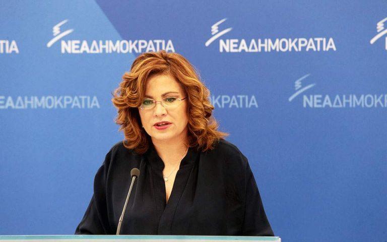 Σπυράκη: Ο Τσίπρας να ζητήσει καθαρή εντολή μετά τις 20 Αυγούστου
