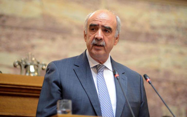 Μεϊμαράκης: Να υιοθετήσει η Βουλή τα δύο ανήλικα παιδιά του ήρωα πιλότου