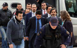 Η απόφαση μη έκδοσης των οκτώ Τούρκων στρατιωτικών έχει εξοργίσει την Αγκυρα, αυξάνοντας την ένταση στις διμερείς σχέσεις.