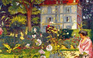 Φωτογραφία: ΝΕΑ ΥΟΡΚΗ: Claude Monet και Edouard Vuillard.