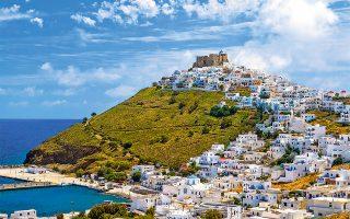 Η Χώρα της Αστυπάλαιας είναι από τις ομορφότερες της Ελλάδας. (Φωτογραφία: © ΠΕΡΙΚΛΗΣ ΜΕΡΑΚΟΣ)