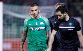Αδειοδότηση, Βέμερ, πληρωμές παικτών και Πιεμπογκσάντ έρχονται να ανεβάσουν το θερμόμετρο στον Παναθηναϊκό, ο οποίος ηττήθηκε 3-0 από τον ΠΑΟΚ στη Λεωφόρο.
