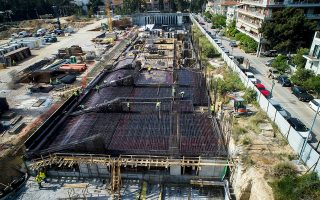 Στο υπό κατασκευήν γήπεδο στη Ν. Φιλαδέλφεια θα δώσουν ραντεβού η ΑΕΚ και οι οπαδοί της, μετά το τέλος του αγώνα με τον Απόλλωνα.