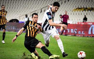 Ο Αλμπάνης θα είναι παίκτης της ΑΕΚ για τα επόμενα τρία χρόνια.