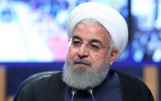 Ο Χασάν Ροχανί δήλωσε διατεθειμένος να σεβαστεί τη συμφωνία, ακόμη και αν αποχωρήσουν οι ΗΠΑ.