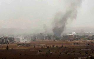 O συντονιστής της ανθρωπιστικής βοήθειας του ΟΗΕ, Γιαν Εγκελαντ, δήλωσε ότι είναι αυταπάτη ότι ο συριακός εμφύλιος έχει κοπάσει.
