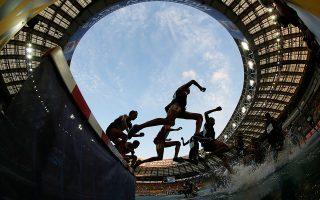 O στίβος βρέθηκε στην κορυφή της λίστας με 205 κρούσματα, ενώ η Ιταλία είχε τους περισσότερους θετικούς αθλητές (147).