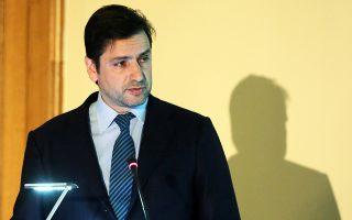 Ο κ. Μιχάλης Στασινόπουλος.