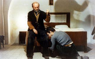 Στιγμιότυπο από το εμβληματικό «Padre Padrone» των αδελφών Ταβιάνι, βραβευμένο με τον Χρυσό Φοίνικα του Φεστιβάλ Καννών.
