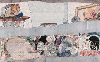 Εκθεση των Στέφανου Ρόκου και Αντιόπης Πανταζή στο Μουσείο Μπενάκη-Δωρεά Μεντή.