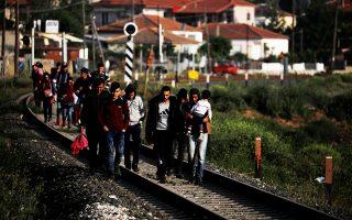 Τον Απρίλιο, 3.986 άτομα συνελήφθησαν για παράνομη είσοδο στη χώρα στον Εβρο, σύμφωνα με την ΕΛ.ΑΣ.