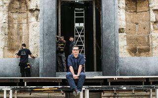 Ο Λέο Μουσκάτο σκηνοθετεί τον «Ναμπούκο», τη νέα παραγωγή της Εθνικής Λυρικής Σκηνής, στο Ηρώδειο.