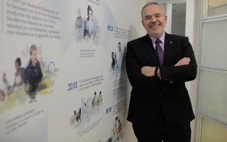 Ο κ. Ολύμπιος Παπαδημητρίου, πρόεδρος του ΣΦΕΕ, πιστεύει στην απρόσκοπτη πρόσβαση των ασθενών σε νέες φαρμακευτικές θεραπείες.