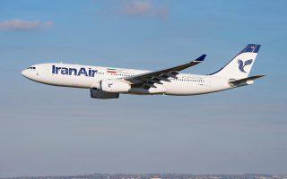 Η ευρωπαϊκή Αirbus συμφώνησε τον Δεκέμβριο του 2016 να προμηθεύσει την Iran Air με 110 τζετ. Μετά τις νεότερες εξελίξεις, είναι αμφίβολο αν θα καταφέρει να εκτελέσει τη συμφωνία.
