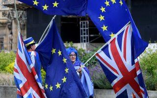 Οι υποστηρικτές της παραμονής της Βρετανίας στην Ε.Ε. ίσως αποσπάσουν αυτό που επιθυμούν, τουλάχιστον στον τομέα της άμυνας.
