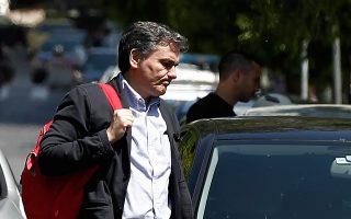 Ο υπουργός Οικονομικών Ευκλείδης Τσακαλώτος, στη σημερινή συνεδρίαση της Πολιτικής Γραμματείας, θα ενημερώσει αναφορικά με την πορεία της διαπραγμάτευσης για την τέταρτη αξιολόγηση.