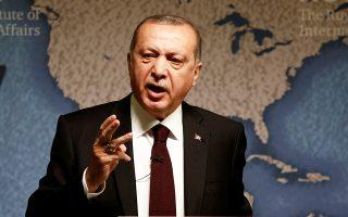 Οι δηλώσεις του Ταγίπ Ερντογάν σημειώνονται λίγες ημέρες μετά τις εξαγγελίες του Τούρκου υπουργού Ενέργειας για δρομολόγηση γεωτρήσεων στην κυπριακή ΑΟΖ μέσα στο ερχόμενο καλοκαίρι.