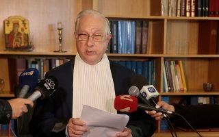 Αίσθηση προκάλεσαν οι δηλώσεις του κ. Ν. Σακελλαρίου για τις περικοπές στις συντάξεις.