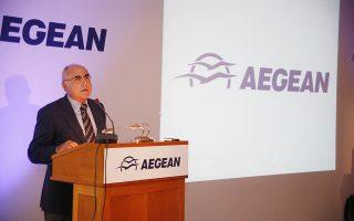 Ο πρόεδρος της Aegean Airlines Θεόδωρος Βασιλάκης ήταν ένας άνθρωπος με όραμα, επιμονή και πειθαρχία.