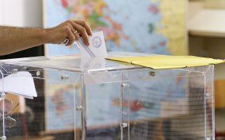 Η Ν.Δ. δεν θα συναινέσει αν δεν υπάρχει ενιαία ρύθμιση για τη Β΄ Αθηνών και την ψήφο στους Eλληνες του εξωτερικού.