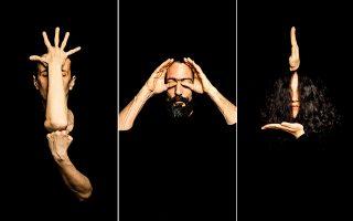 Επτά χορευτές πειραματίζονται πάνω στη χορογραφία στην παράσταση που ανεβαίνει στη Στέγη του Ιδρύματος Ωνάση.