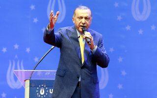 «Πραγματική Δημοκρατία», σε αντίθεση με τις χώρες της Δυτικής Ευρώπης, χαρακτήρισε τη Βοσνία-Ερζεγοβίνη ο Ταγίπ Ερντογάν, σε προεκλογική ομιλία ενώπιον ομοεθνών του, στο Σεράγεβο.