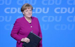 Η παρέμβαση της Γερμανίδας καγκελαρίου Αγκελα Μέρκελ έρχεται λίγες ημέρες μετά την εκδήλωση του έντονου ενδιαφέροντος των ΗΠΑ.