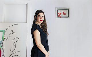 Η Μαρίνα Βρανοπούλου ίδρυσε τα «Δύο Χωριά» στη Μύκονο.