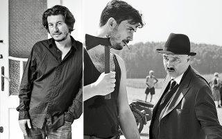 Ο Φέρεντς Τόροκ (αριστερά) μας μιλάει για την ταινία του, την οποία παρουσίασε και στο περασμένο Φεστιβάλ  Κινηματογράφου Θεσσαλονίκης. Το «1945» είναι φτιαγμένο με λιτά μέσα, αλλά φέρει ένα ισχυρό μήνυμα.